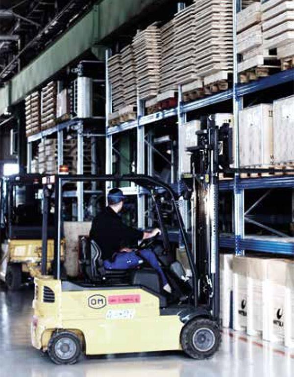 Euro&Promos; - Logistica