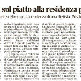 europromos strutture residenziali e assistenza domiciliare