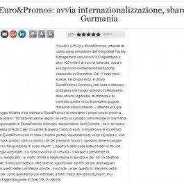 europromos milano finanza