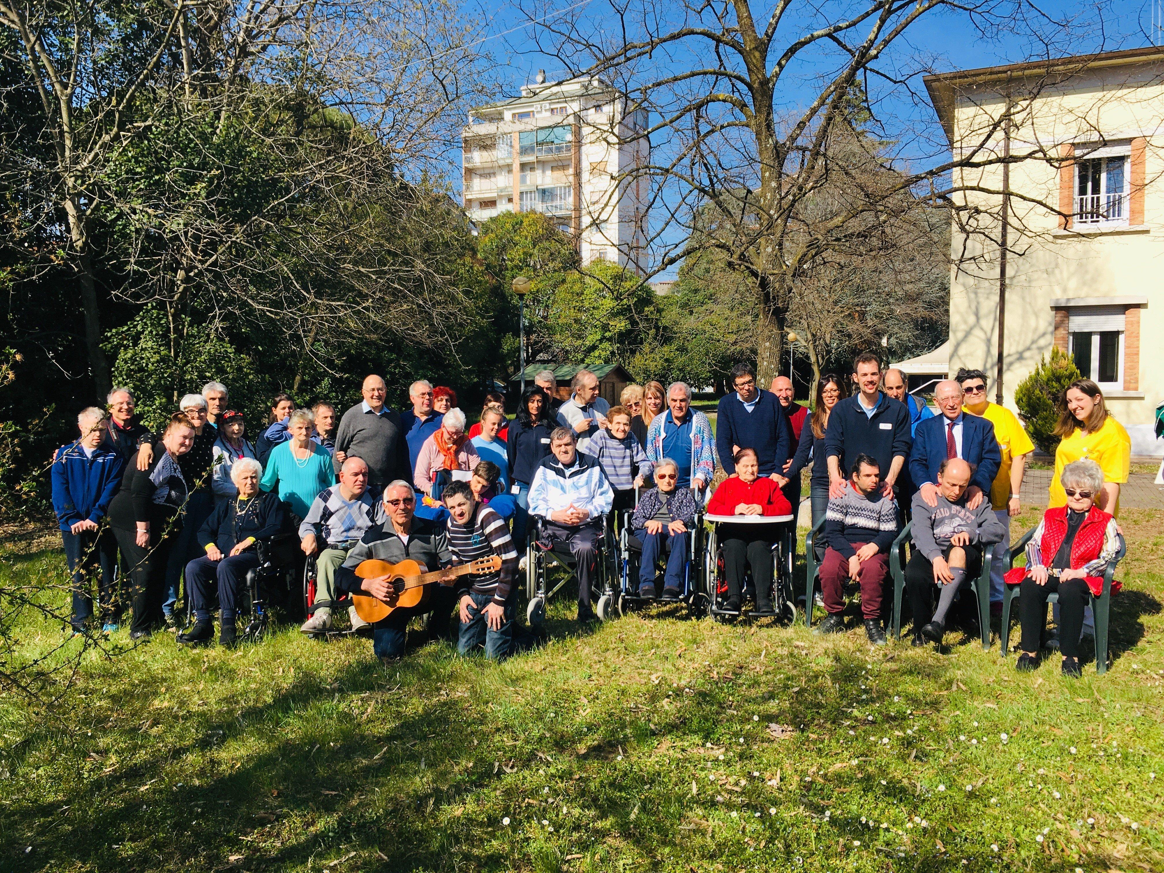 europromos assistenza anziani e disabili anffas